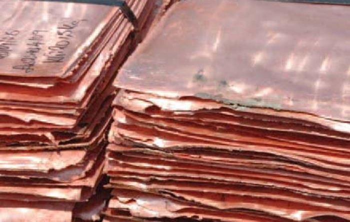 Chile maintains copper exports