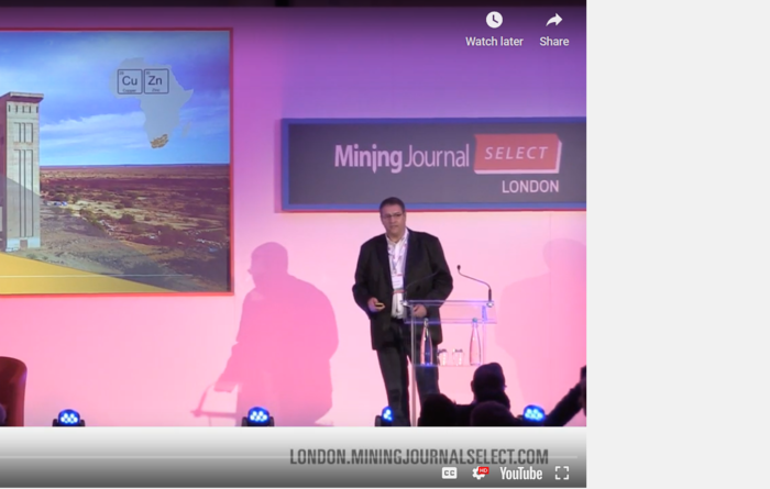 Mining Journal Select 2019: Orion Minerals Ltd
