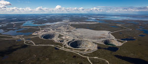 Diamonds reign supreme in NWT economy