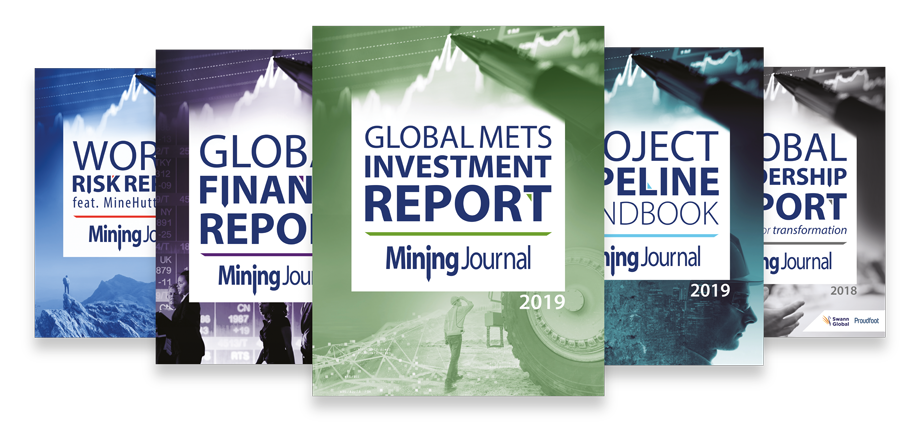 Mining Journal Intelligence Reports