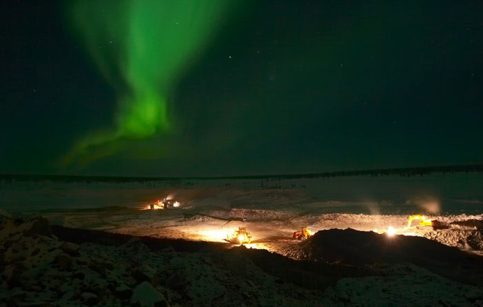Arctic: mining at the edge of the world