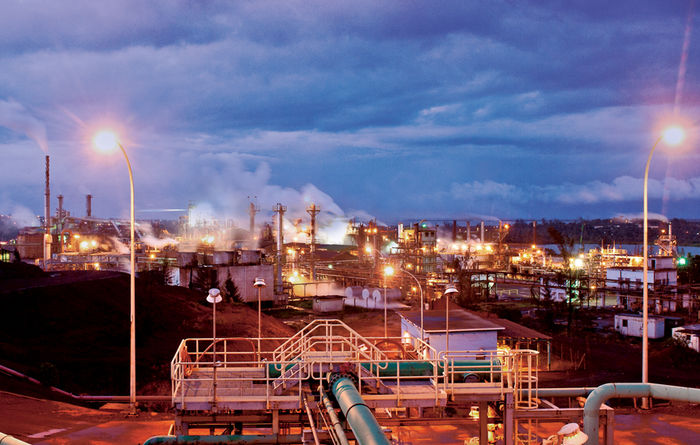 Sherritt edges higher on mixed production results
