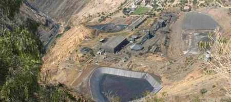 Tailings spill at Doe Run's Cobriza mine